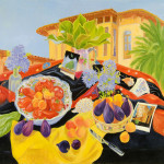 Still Life at Atri - Sandra Caplan